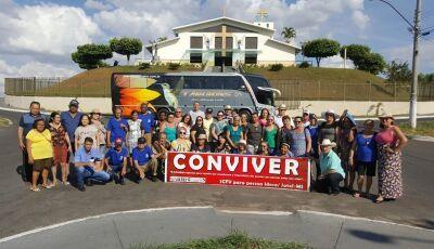 JATEÍ: Prefeitura valoriza e diversifica levando idosos para Trindade, Caldas Novas e Rio Quente GO