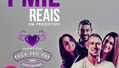 DOURADOS: Dr. Shape lança promoção Dia dos Pais e sorteará R$ 1 mil reais em produtos, confira aqui