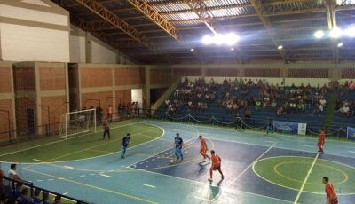 23ª Copa Pindorama de Futsal terá 32 equipes de 20 municípios