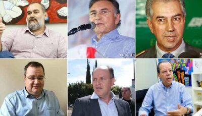Nesta quarta-feira, candidatos intensificam agendas no interior do Estado