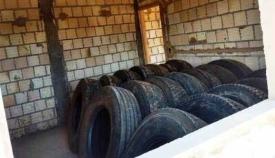 Homem é preso após furtar R$ 50 mil em pneus na cidade de Ivinhema