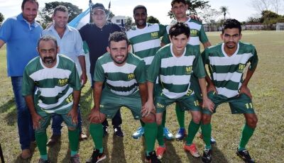 Confira os resultados da 4ª rodada do Campeonato de Futebol Society de Vicentina