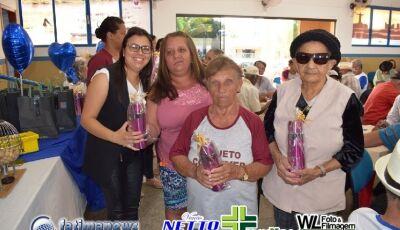 Veja as FOTOS da comemoração dos Aniversariantes e Pais do Projeto Conviver de Vicentina