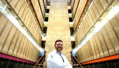 Empresário curado faz doação milionária para hospital público