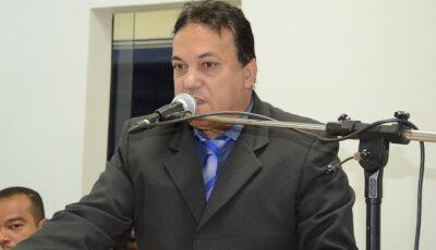 Vereador declara apoio e destaca mais de R$ 13 milhões em obras do governo do MS em Fátima do Sul