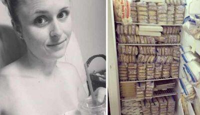 Mãe doa 450 litros de leite materno: produz demais
