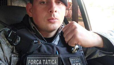Policial da Força Tática de Fátima do Sul recebe 'Moção de Honradez' da Câmara de Dourados
