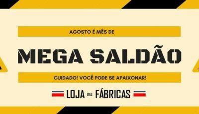 Fátima do Sul: O mês de agosto vem com uma MEGA PROMOÇÃO aqui na LOJA DAS FÁBRICAS CALÇADOS