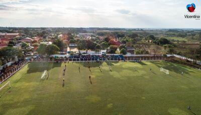 Confira os resultados da 3ª rodada do campeonato de Futebol Society em Vicentina