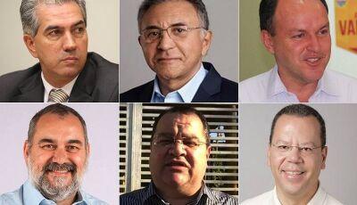 Candidatos ao governo leva campanha ao interior, na lista tem Glória de Dourados e Fátima do Sul
