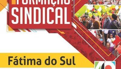 Seminário Regional de Formação acontece nesta segunda-feira em Fátima do Sul