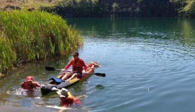 Vítima de latrocínio, aposentado foi jogado vivo em lago, diz polícia