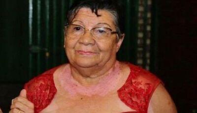 Ex diretora da Fetems é morta com golpes de crucifixo na capital