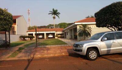 Operação da PF cumpre mandado em casa de deputado em Dourados