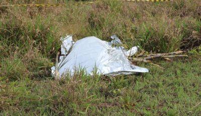 Corpo encontrado com perfuração é de homem que saiu para caçar