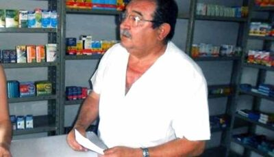 Morre em Dourados aos 75 anos Emilio Costa, o 'Emilio da Farmácia'