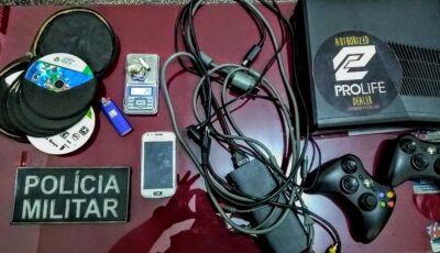 Polícia desarticula ponto de receptação e tráfico de drogas em Glória de Dourados