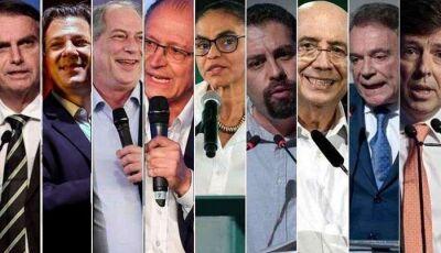 Bolsonaro dispara em pesquisa na corrida presidencial no Mato Grosso do Sul