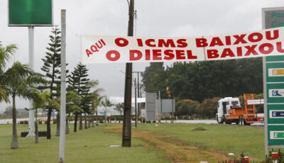 Conquista no MS, Redução do ICMS do diesel amenizou impacto do reajuste aplicado pela Petrobras