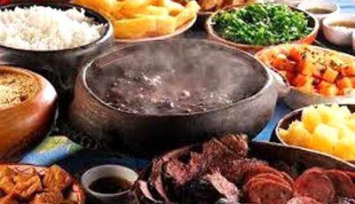 Sábado da Feijoada é no Polaco Restaurante de Fátima do Sul