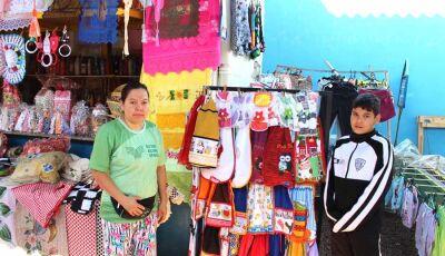 Feira do Produtor tem novidades no Box da Boliviana em Fátima do Sul