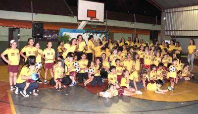 Reino do Saber realiza com sucesso o Projeto Familia na Escola em Fátima do Sul