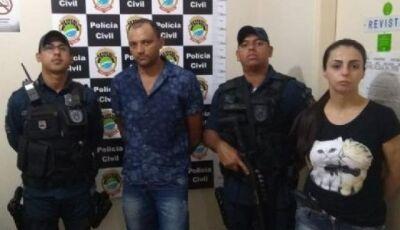 Homem que matou e jogou corpo de ex em rio no Pará é preso em Glória de Dourados