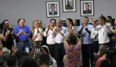 Reinaldo garante que vai fazer nova ligação entre Dourados e Itaporã