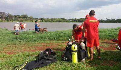 Moçambiquenho morre ao tentar atravessar 'lago da rodoviária' a nado em Dourados