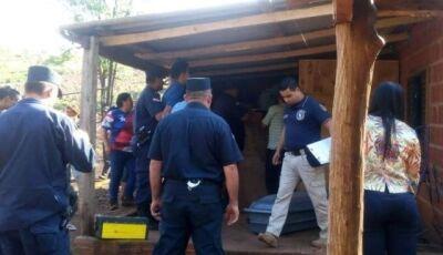 Casal de comerciantes é executado a tiros em assentamento na fronteira