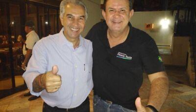 Eduardo Rocha reúne prefeitos, vereadores e lideranças de MS em apoio à Reinaldo Azambuja