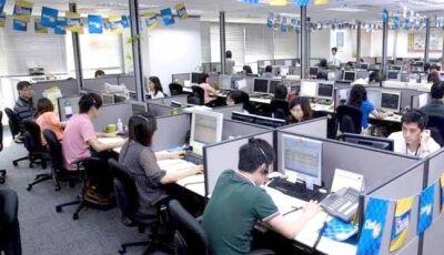 Empresa abre seleção com 900 vagas para atendente de call center na Capital