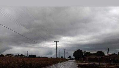 Vicentina Choveu 140 milímetros e INMET publica Alerta Laranja, Tempestade