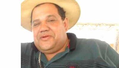 """Vicentina  e Fátima do Sul estão de luto pelo falecimento do produtor rural """"Lula"""""""