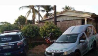 Adolescente de 17 anos é esfaqueado em Deodápolis
