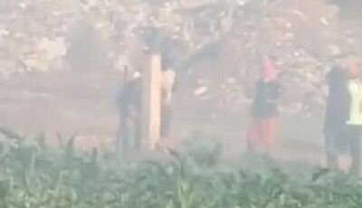 Tensão entre índios e sitiantes tem incêndios e clima de conflito eminente em Dourados