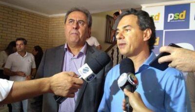 PSD de Marquinhos e Fabio Trad anuncia apoio a Bolsonaro