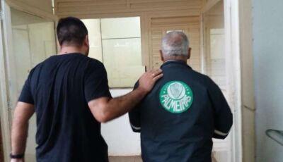 Idoso é preso por abusar sexualmente de menina há 7 anos em Dourados