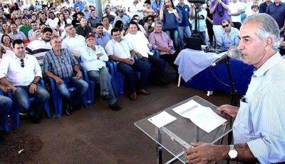 Jateí é contemplada pelo Governo de MS com cinco pontes de concreto