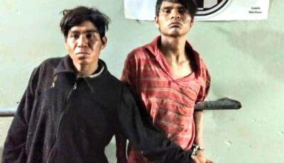Indígenas são presos após invadir residência e agredir casal de idosos em Dourados