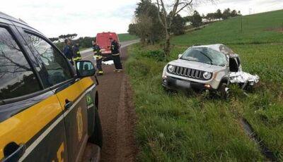 Douradense morre em acidente no RS