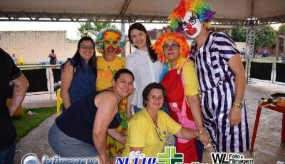 Confira as FOTOS, prefeito Marquinhos do Dedé faz festas para as crianças em VICENTINA