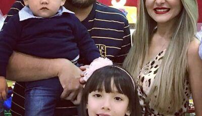 Douradense e filho morrem em acidente na BR-267 próximo Maracaju