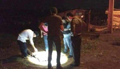 VÍDEO:Suspeitos de roubo são mortos durante troca de tiros com polícia em Dourados