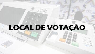 5.435 eleitores vão as urnas neste domingo, CONFIRA os locais de votação nos distritos e VICENTINA