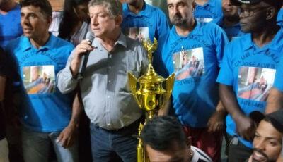 Jateí é campeão na 13ª Copa Regional de Malha