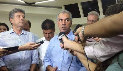 Reinaldo vai apoiar Bolsonaro e prepara propostas para fronteira