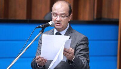 Deputado Barbosinha pede melhorias para Campo Grande e Rio Brilhante