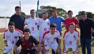 Definida as semi-finais do campeonato de futebol, jogos acontecem neste domingo em VICENTINA
