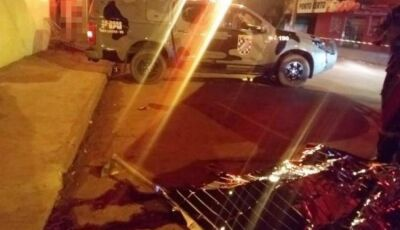 Homem perseguido em rua é assassinado